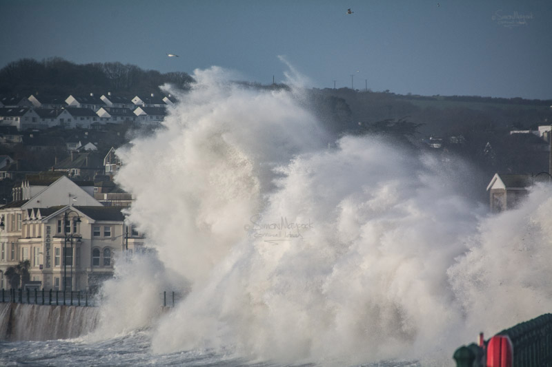 Storms Penzance Feb 2017